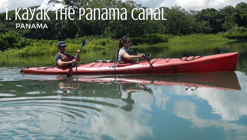 1_KayakPanamaCanal