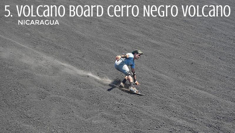 5_VolcanoBoardCerroNegroVolcano