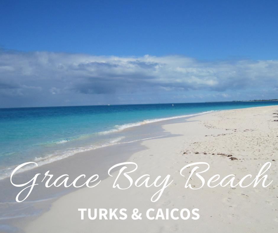 grace bay beach