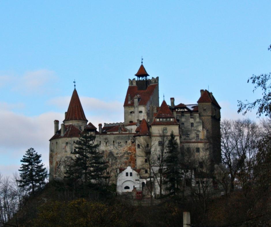Dracula's Cast;e, Romania, Europe