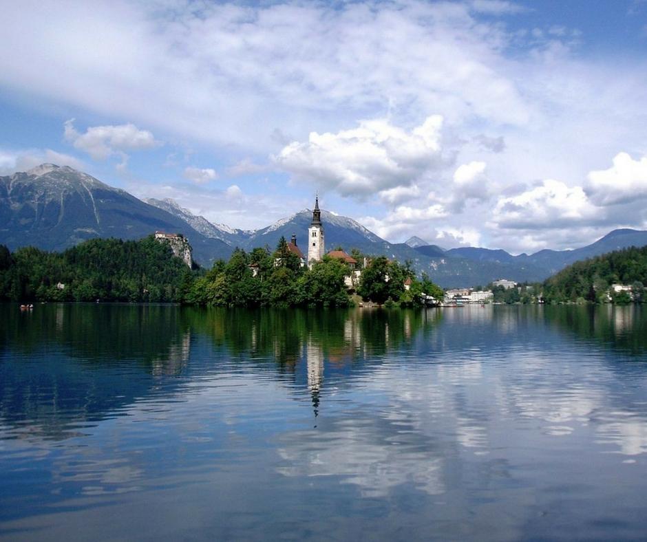 Lake Bled, Slovenia, Europe