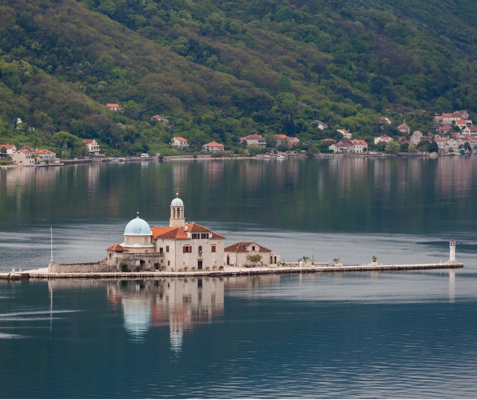 Our Lady of the Rocks, Montenegro, Europe