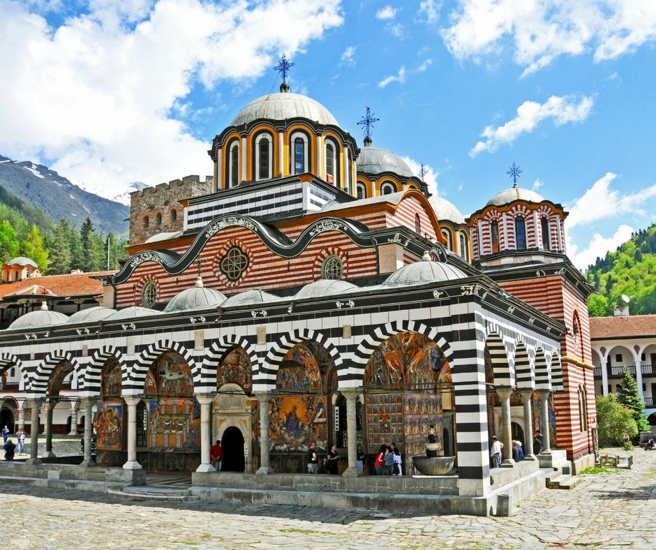 Rila Monastery, Bulgaria, Eastern Europe