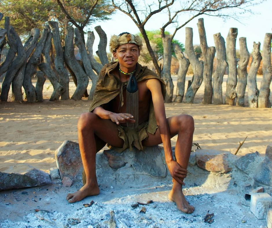 African Bushman, Kalahari Desert, films inspiring travel